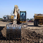 North Star Premier Custom Homes - Excavation/preparation