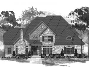 Ellington - Premier Custom Home From North Star - Available in Bur Oak or your own lot